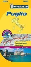 Sheet and Folded Maps for European Atlases in Italian