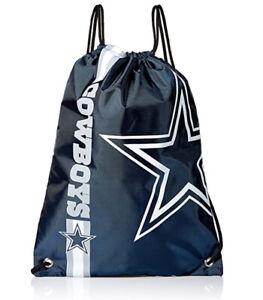 Dallas Cowboys - Drawstring Bag - Backpack - Gym Bag (NFL)