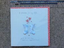 Valentine Day Card , Wife