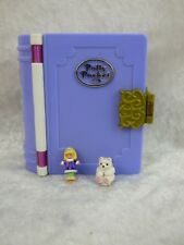 BlueBird 1995 POLLY POCKET SPARKLE SNOWLAND - INCOMPLET