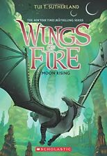 Wings of Fire: Moon Rising 6-Tui T. Sutherland