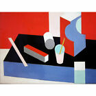 Bruce Untitled Cubist Cubism Painting Extra Large Art Poster