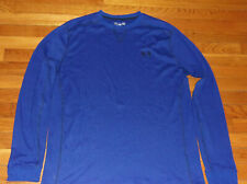 UNDER ARMOUR COLDGEAR LONG SLEEVE LOOSE THERMAL SHIRT MENS LARGE EXCELLENT COND.