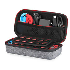 Hard Travel Carrying Case for Nintendo Switch Joy-Con Controllers + Accessories