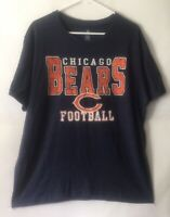 Chicago Bears NFL Football Vintage Style T Shirt Size XL