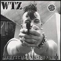 WTZ - DEUTSCHPUNK-REVOLTE (COLOURED LP)   VINYL LP NEU