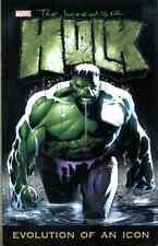 INCREDIBLE HULK EVOLUTION OF AN ICON NM PROMO GIVEAWAY PROMOTIONAL RARE
