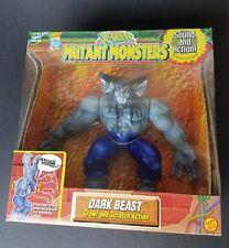 X-MEN MUTANT MONSTERS DARK BEAST FIGURE  TOY BIZ 1996