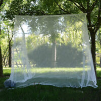 Portable Large White Camping Mosquito Fly Net Indoor Outdoor Netting Insect Tent