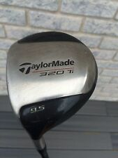 TaylorMade 320Ti Driver 9.5* TaylorMade Lite S-90 Graphite Shaft LH