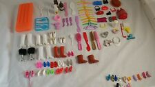 Barbie Clothes Doll Clothing Dresses Accessories Shoes Pool 1982 Vintage Bed