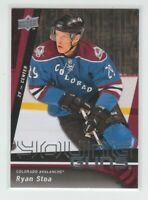 (70704) 2009-10 Upper Deck Young Guns RYAN STOA #456 RC