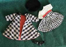 "Vintage Betsy McCall Town and Country Outfit for 8"" Betsy McCall doll"