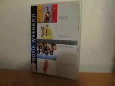 MOVIE WEEKEND  4 COMEDIES ON 4 DISCS  DVD - I combine shipping
