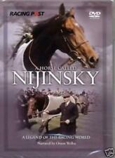 A Horse Called Nijinsky - Single Dvd.