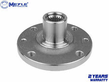 FOR NISSAN MICRA NEW K12 2003-2010 Front wheel bearing hub Flange Meyle Germany