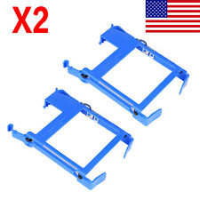 2X Dell OptiPlex 3020 7020 9020 Sff Hard Drive Caddy Mount 1B31D2600-600 C-3598
