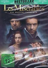 DVD NEU/OVP - Les Miserables - Das Musical-Phänomen - Hugh Jackman