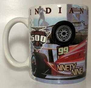 The 83rd Indianapolis Indy 500 Race Racing Coffee Mug May 30 1999 Collectible