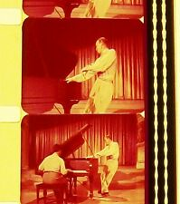 LET'S DANCE FRED ASTAIRE AND BETTY HUTTON 16MM FILM WARM COLOR 2 REALS PARAMOUNT