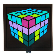 SOUND ACTIVATED MUSIC PARTY DANCE DJ SENSOR LIGHT RUBIKS CUBE