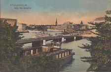 STOCKHOLM( Sweden) : Motiv fran Norrstrom-LUBLIN