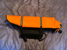 Dog Life Jacket Buoyancy Aid Pet Swimming Boating Reflective Safety Vest Suit XL