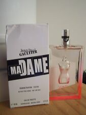 NIB MADAME by Jean Paul Gaultier 3.3 / 3.4 oz EDT Eau De Toilette Spray TSTR