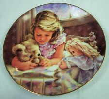 """""""Our Father� Collectors Plate By Abbie Williams"""