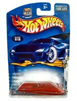 Vintage Hot Wheels Cars Wild Thing 018 Diecast Metal Vehicle Collectible New
