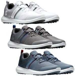 FootJoy Mens Flex Golf Shoes Lightweight Knitted Mesh VersaTrax FJ Casual Fit