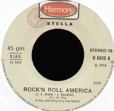 STELLA - Rock'n Roll America / Love Song - Harmony - H 6005 - Ita