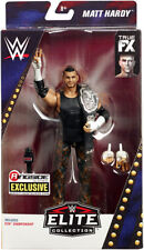 ECW Matt Hardy - WWE Elite Ringside Exclusive Mattel Toy Wrestling Action Figure