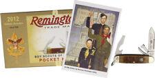 Remington 2012 Boy Scout Pocket Knife R19866
