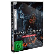 Batman V Superman: Theatrical & Ultimate Ed. – Mondo Steelbook