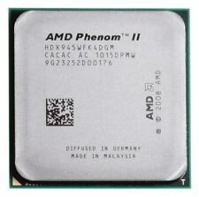 AMD Phenom II X4 945 Quad-Core CPU 3.0GHz - Socket AM3 - 95W - 6Mb HDX945WFK4DG