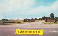 LAM(D) Big Sandy, TX - Radio Church of God - Exterior Entrance from Highway