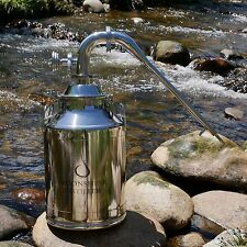 "8 Gallon Stainless Steel Still (Pot Still, 2"")"