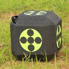 Cube Block Foam Target Broadhead Recurve Compound Bow Archery Arrow Hunting