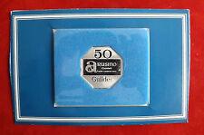 Sehr Selten! Aruba 50 Guider Silber PP Casino Arusino-Silber Chip