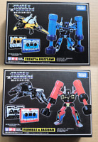 New MP15 Rumble MP16 Frenzy Takara Tomy Masterpiece G1 Transformer Action Figure