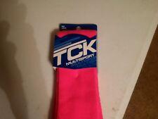 Twin City MCK Multi-Sport Socks Hot Pink, 16 - Med., 7 - Large (23 pair)