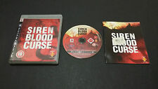 Siren: Blood Curse (Sony PlayStation 3)