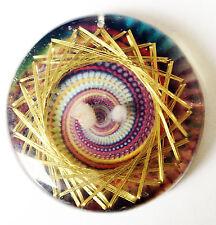 Fibonacci Auric 21 Golden Vortex Metayantra Pranic Device, ORGONE