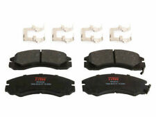 For 1993-1994, 2000-2001 Mitsubishi Eclipse Brake Pad Set Front TRW 98244JZ