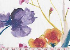 Cotton Floral Print fr Peru P Kaufmann Drapery Upholstery Fabric Insight ~Spring