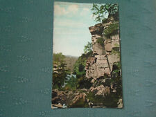 1909 LORD HUNTLYS CAVE SPEYSIDE MORAY POSTCARD - GOOD POSTMARK