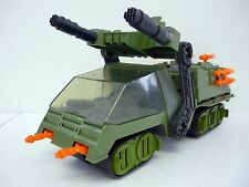 GI JOE HAVOC Tanque VINTAGE 35.6cm Figura de acción vehículo COMPLETO 1986