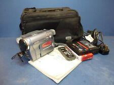Camcorder Sony CCD-TRV228E Hi8 video Handycam vintage
