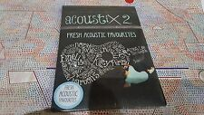Acoustic X 2 - Fresh Acoustic Favorites - 2 CD - Made in the Philippines